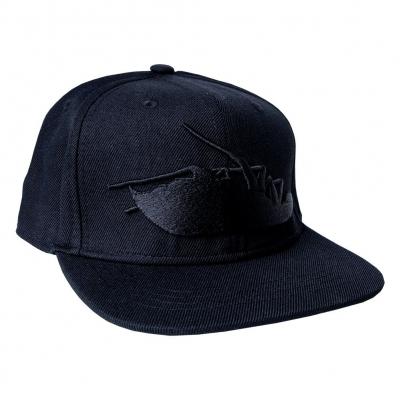 papa-roach - Blackout Roach Snapback Hat (Black)