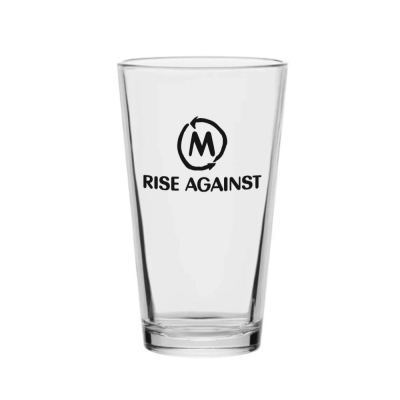 Metro Pint Glass
