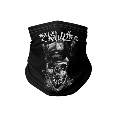 1312 Neck Gaiter (Black)
