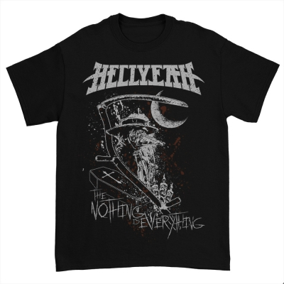 hellyeah - Nothing is Everything Tee (Black)