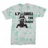 IMAGE | Smell The Magic Limited Crystal Dye Tee (White/Min - detail 1