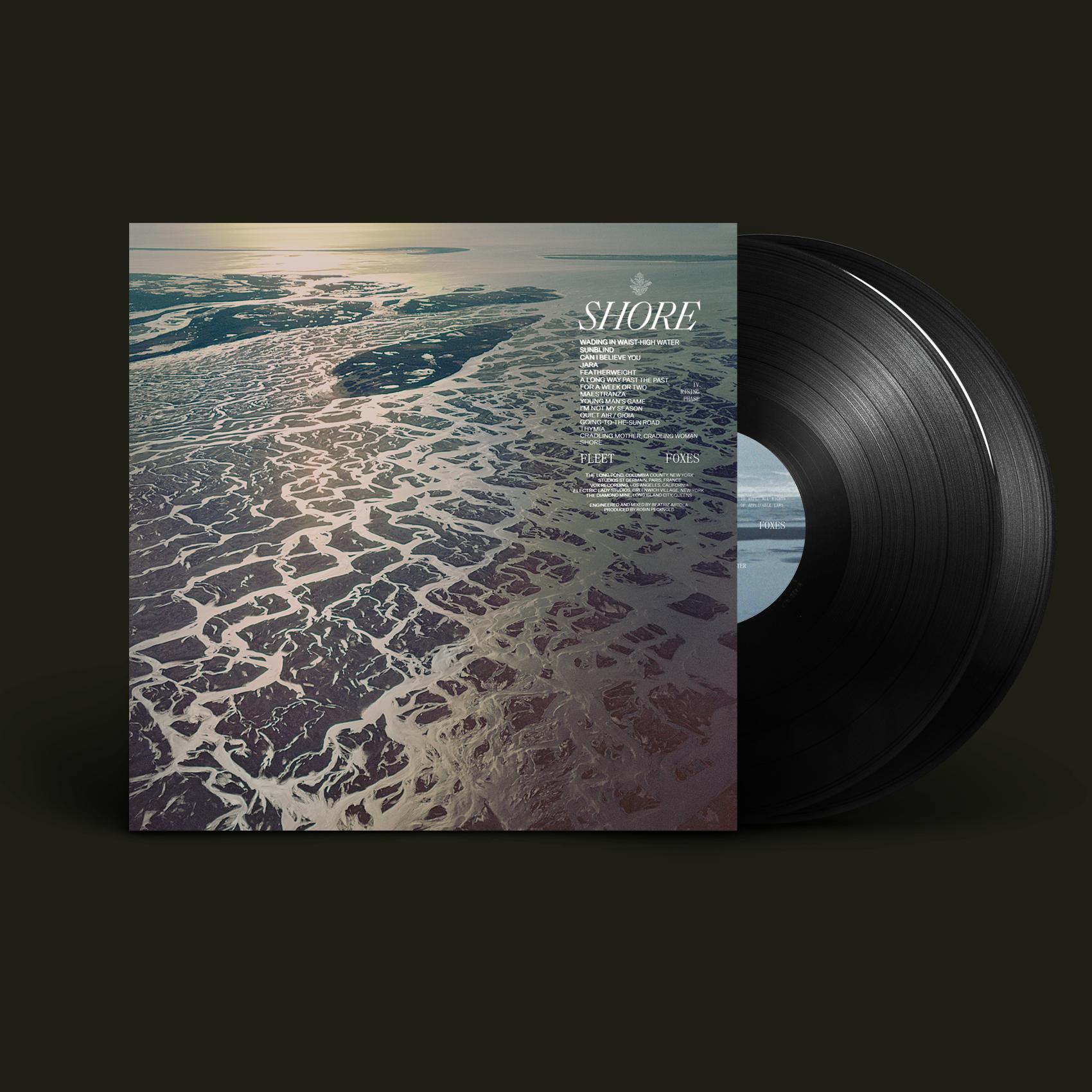 IMAGE   Shore 2xLP (180g Black)