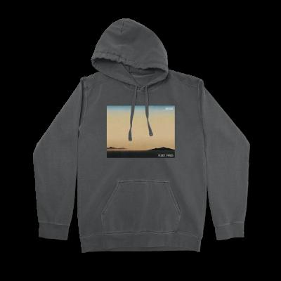 Shore Hoodie (Pigment Dye Black)