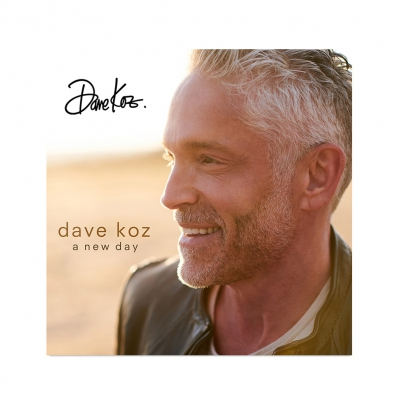 dave-koz - A New Day CD (Signed)