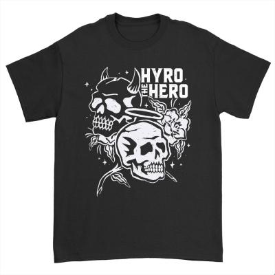 hyro-the-hero - Good vs Evil Skull Tee (Black)