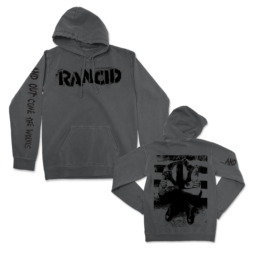 AOCTW Pullover (Black/Grey)