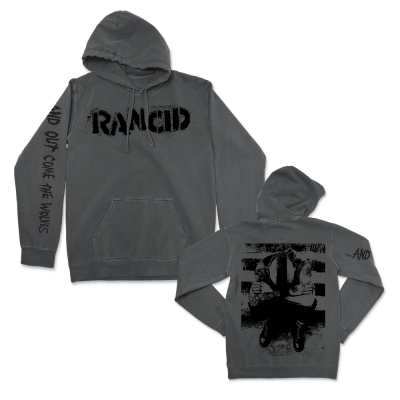 rancid - AOCTW Pullover (Black/Grey)