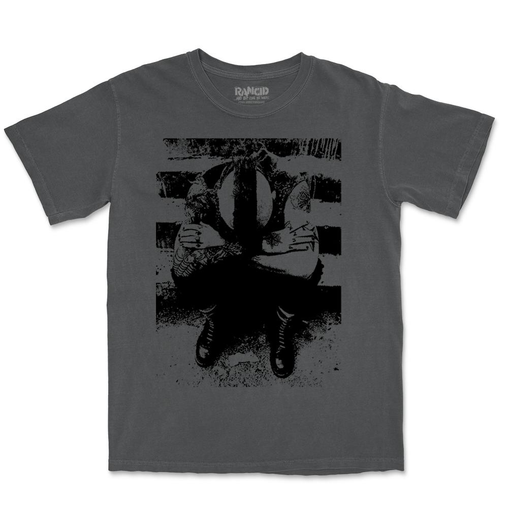 AOCTW T-Shirt (Black/Grey)