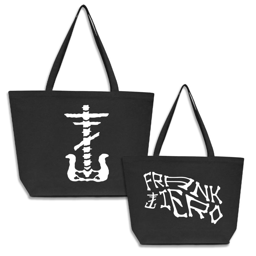 IMAGE | Skeleton Cross Bag (Black)