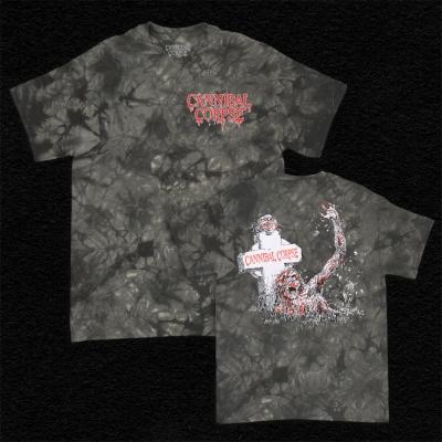 Zombie Grave Dye T-Shirt (Slate Wash)