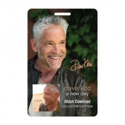 A New Day - Collector's Edition Download Card