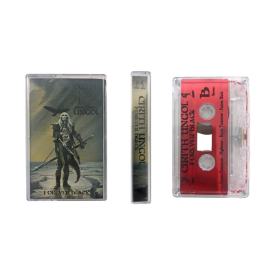 cirith-ungol - Forever Black Cassette (Clear)