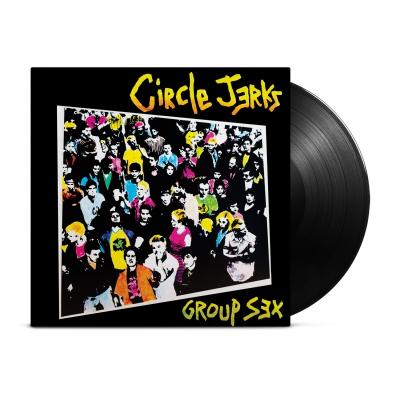 IMAGE | Group Sex 40th Anniversary LP (Black)