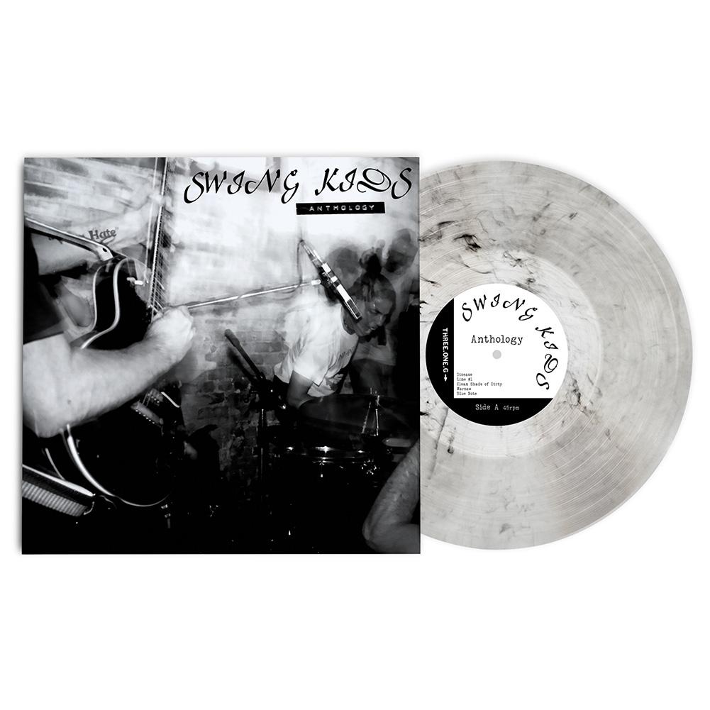 Anthology LP (Smoke)
