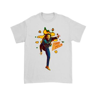 ziggy-marley - Kick T-Shirt (White)