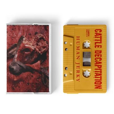 Human Jerky Cassette (Yellow)