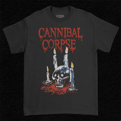 Ritual Candles T-Shirt (Black)