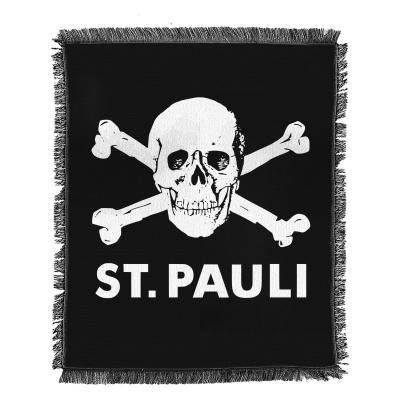 fc-st-pauli - Skull Blanket