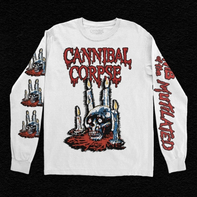 Ritual Candles Long Sleeve (White)