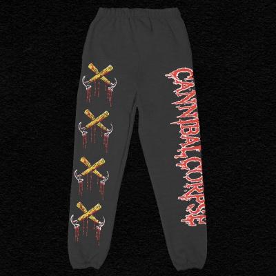 Bloody Hammers Sweatpants (Black)