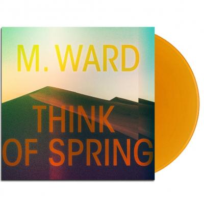 anti-records - Think of Spring LP (Orange)