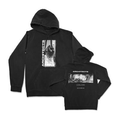 Armageddon Pullover Sweatshirt (Black)