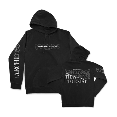 FTTWTE Pullover Sweatshirt (Black)