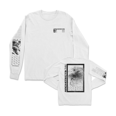 Dream Within A Dream Long Sleeve (White)