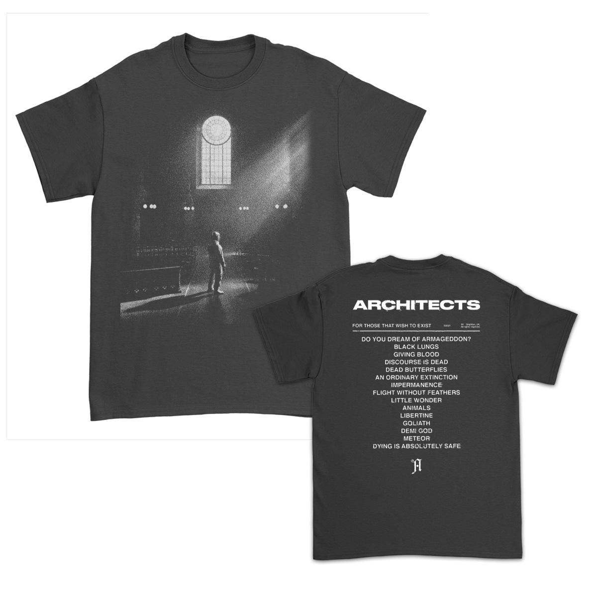 IMAGE | FTTWTE Cover T-Shirt (Black)