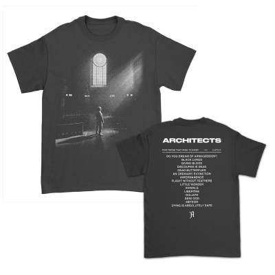 Architects - FTTWTE Cover T-Shirt (Black)