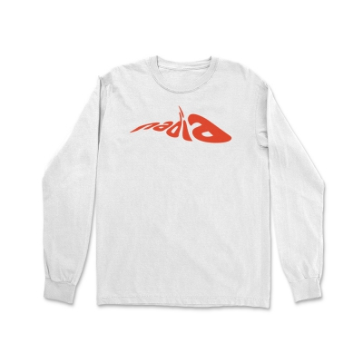 Nadia Long Sleeve (White)