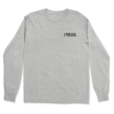 Post Traumatic Long Sleeve (Gray)