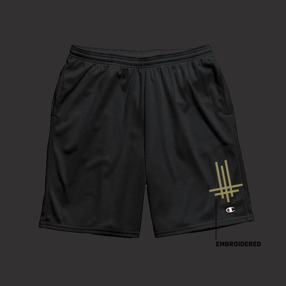 IMAGE | Triumviratus Champion Shorts (Black)