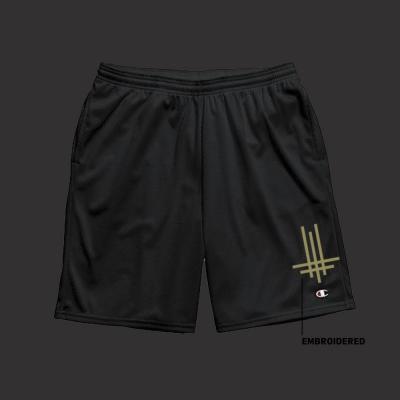 Triumviratus Champion Shorts (Black)