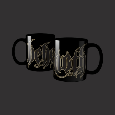 Logo Coffee Mug (Black)