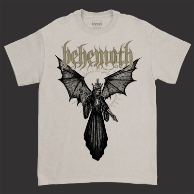 Angel Of Death T-Shirt (Natural)