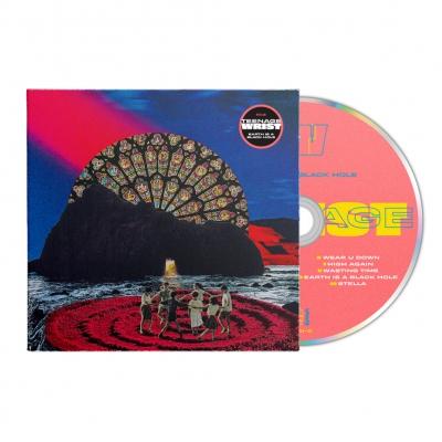 Teenage Wrist - Earth Is A Black Hole CD