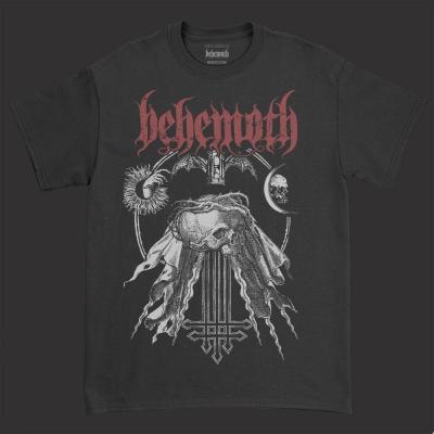 Profane Skull T-Shirt (Black)