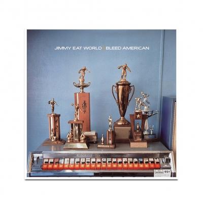 IMAGE | Bleed American CD (Original)