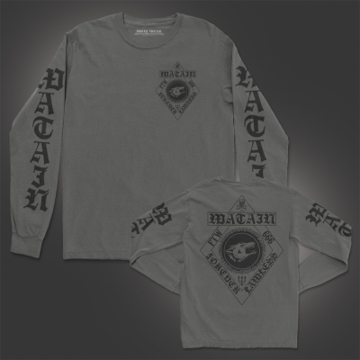 Forever Lawless Long Sleeve (Vintage Grey)