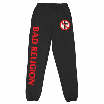 Crossbuster Sweatpants (Black)
