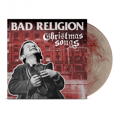 Christmas Songs LP (Clear/Red)