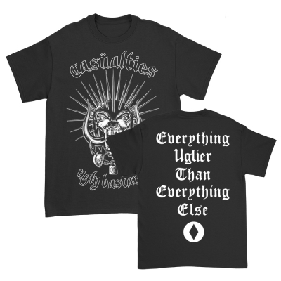 Ugly Bastards Tee (Black)