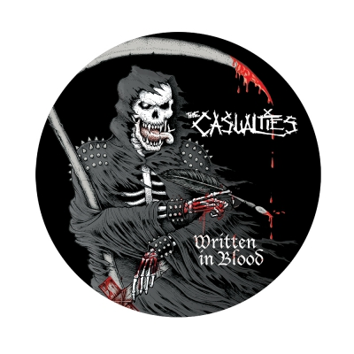 Written in Blood Slipmat