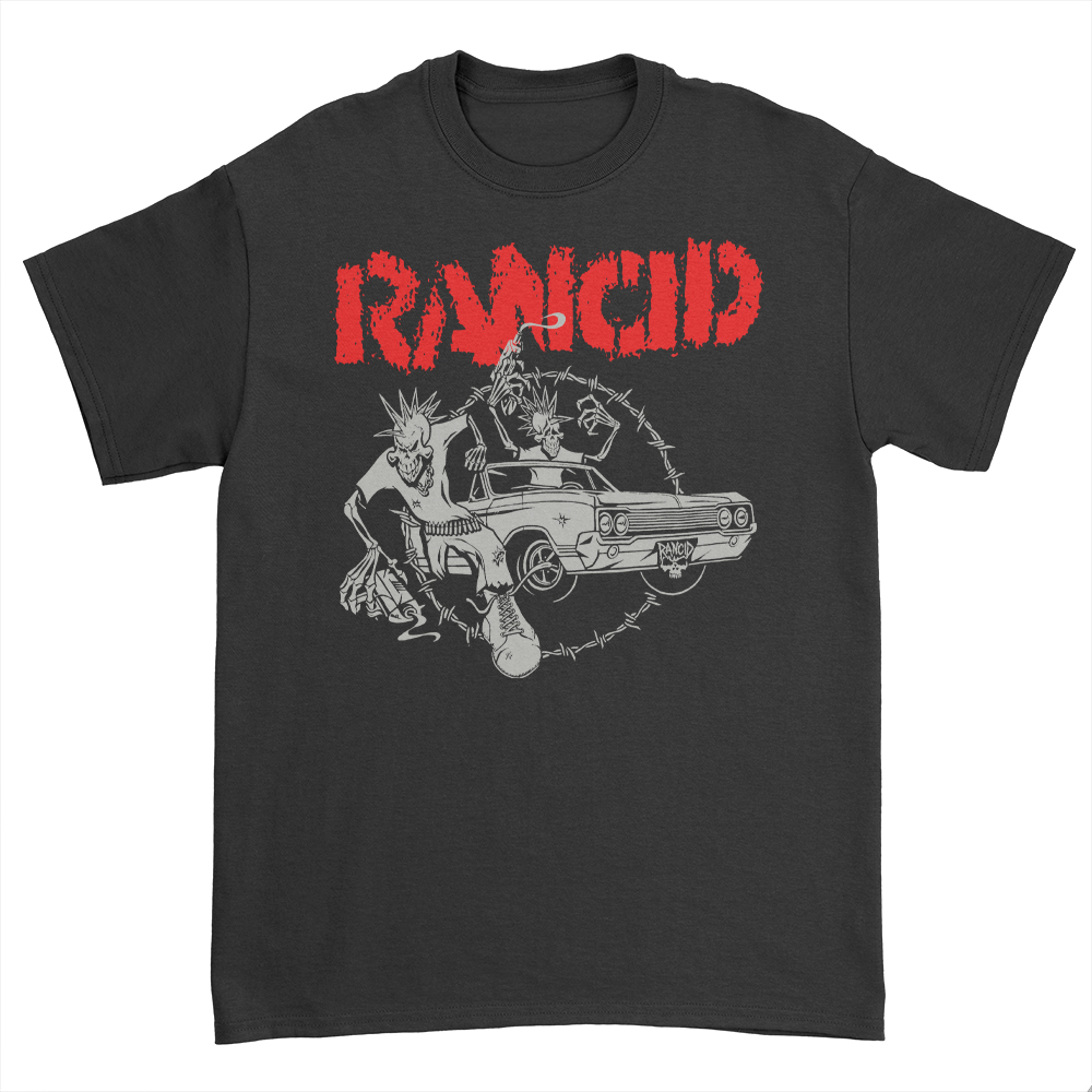 Cadillac T-Shirt (Black)
