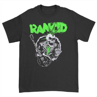 SkeleTim Guitar T-Shirt (Black)