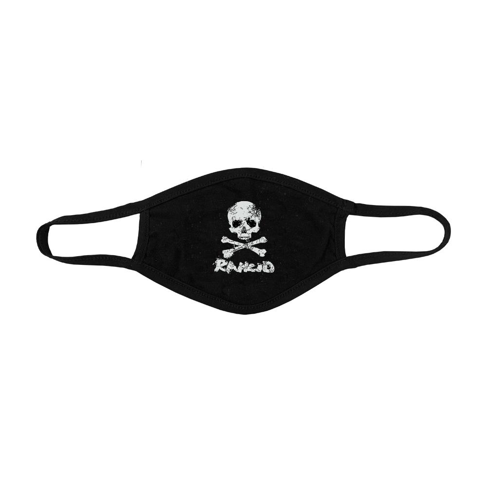 D-Skull Face Mask (Black)