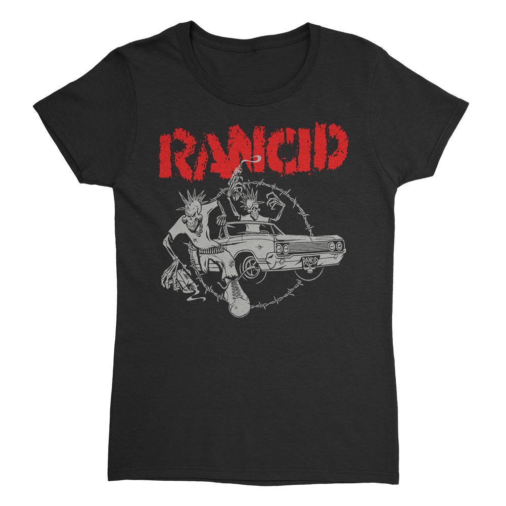 Cadillac Women's T-Shirt (Black)