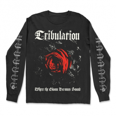 Rose Long Sleeve (Black)