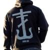 IMAGE | Scorpion Cross Pullover Hoodie (Black) - detail 3